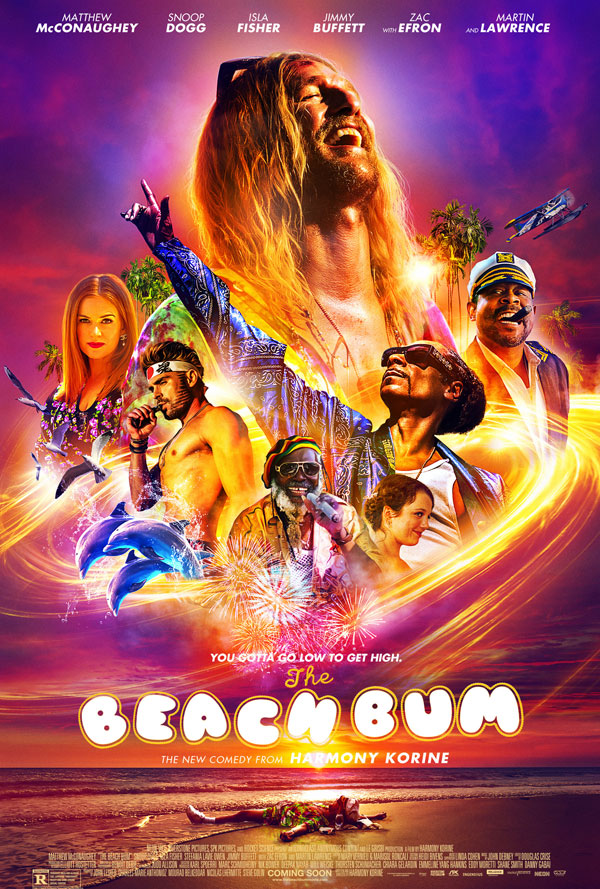 Beach Bum Film Poster