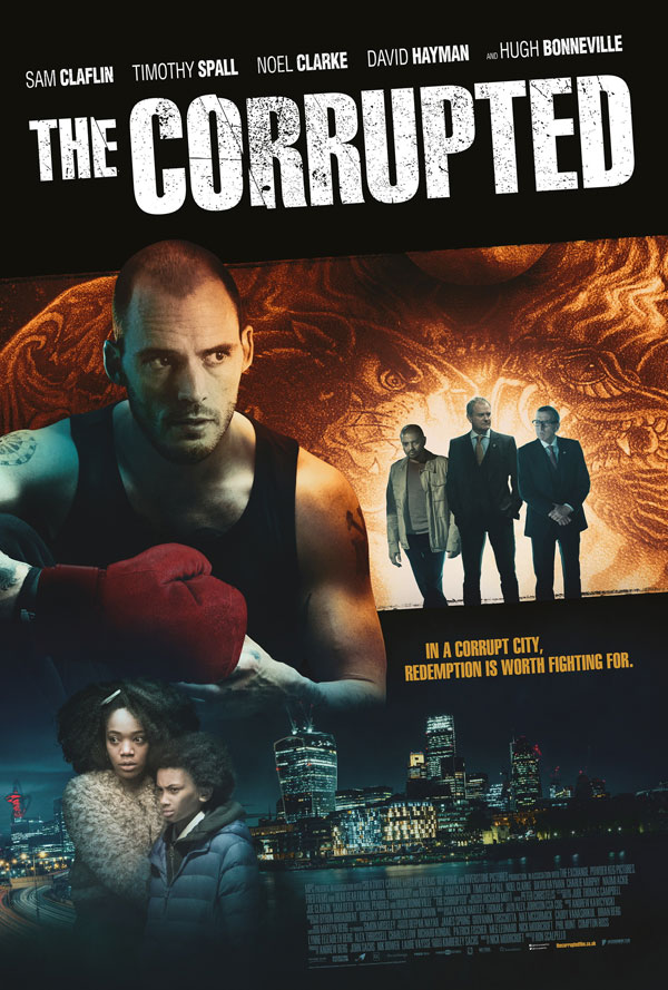 The Corrupted Film Poster