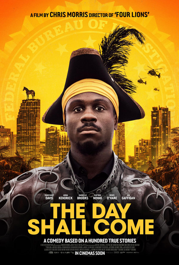 The Day Shall Come Film Poster