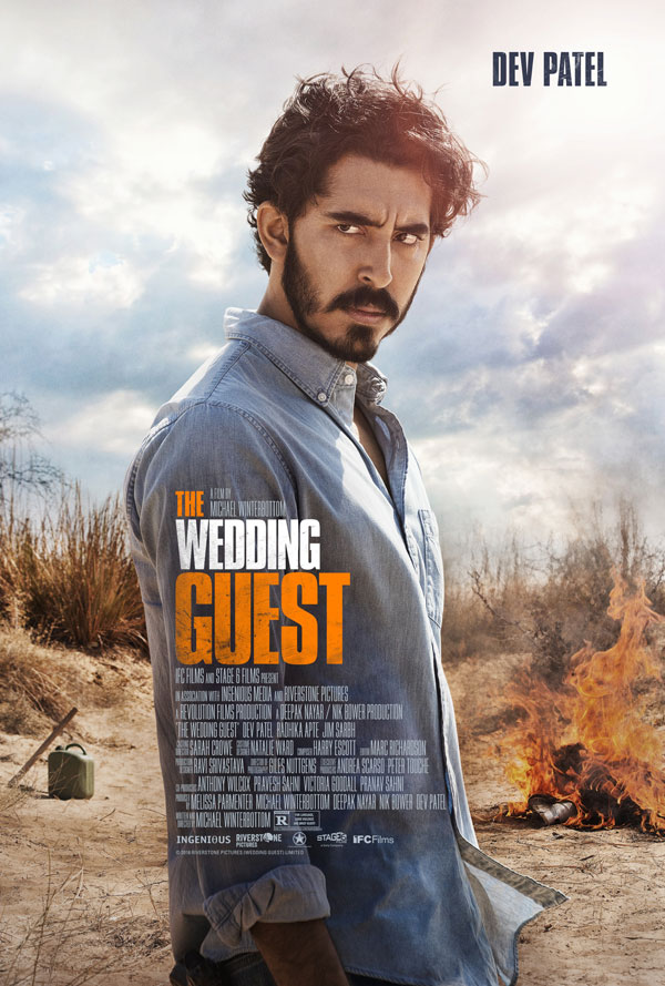 The Wedding Guest Film Poster