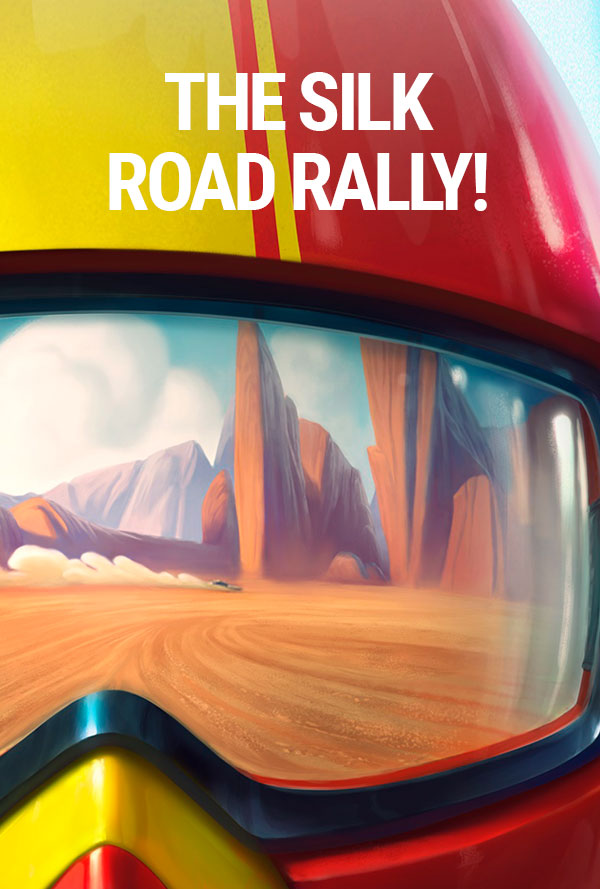 Silk Road Rally Still