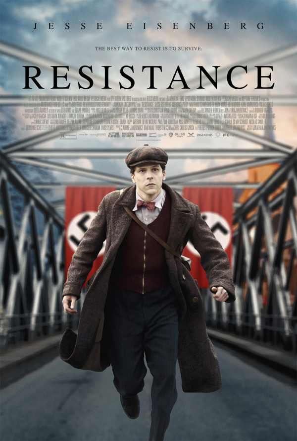 Resistance Poster Image